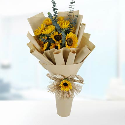Sunflowers Bouquet: Buy Sunflowers