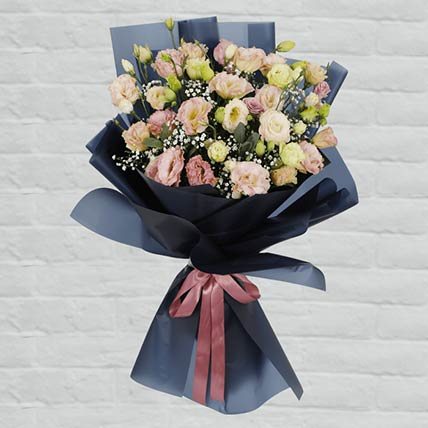 Lisianthus Bouquet: Gifts Offers and Deals