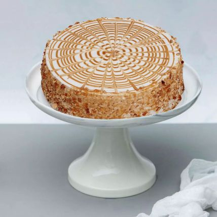 1Kg Yummy Butterscotch Cake: