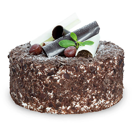 Blackforest Cake 12 Servings: Cake Delivery In Qatar