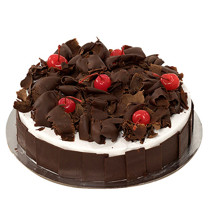 Delectable Black Forest Cake: Gifts Offers and Deals