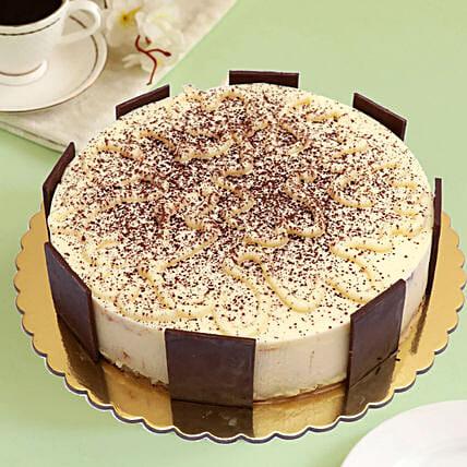 Delectable Super Tiramisu Cake: Designer Cakes