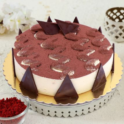 Enjoyable Tiramisu Cake:  Personalised Gifts Shop