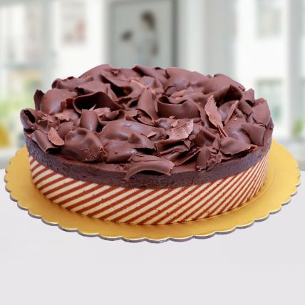 Yummy Chocolate Mousse Cake: Send Cakes to Qatar