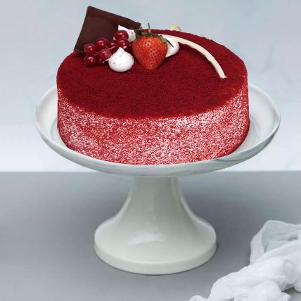 Red Velvety Cake:  Personalised Gifts Shop