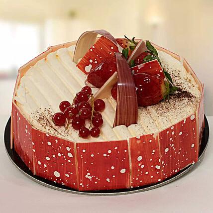 Vanilla Temptation: Vanilla Cakes