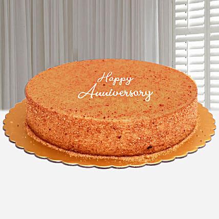Anniversary Special Honey Cake: Anniversary Cake