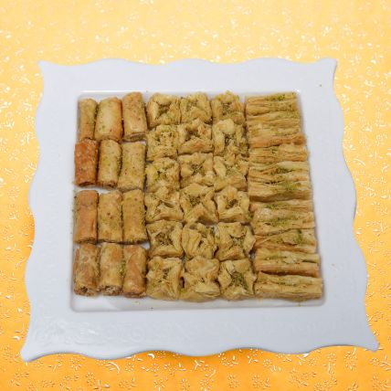 Delicious Baklawa 1 Kg:  Sweets In Qatar