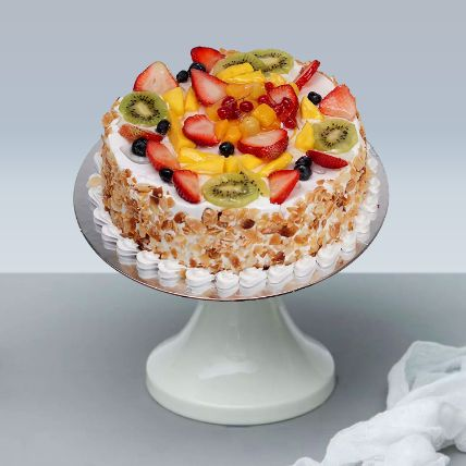 Florida Fruit Cake: Cake Delivery In Qatar