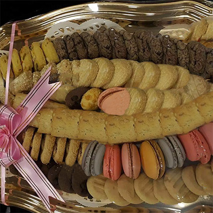 Delicious Mixed Biscuits: Midnight Gifts Delivery