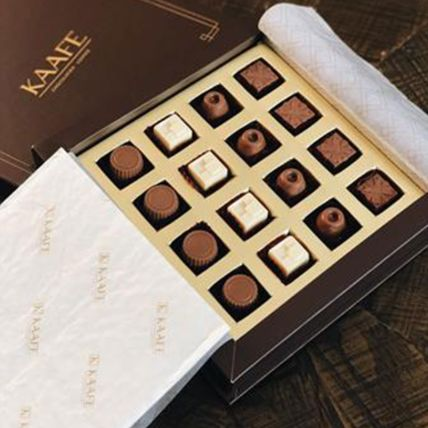Assorted Chocolates Box: