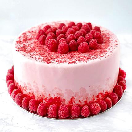 Raspberry Cake: Designer Cakes