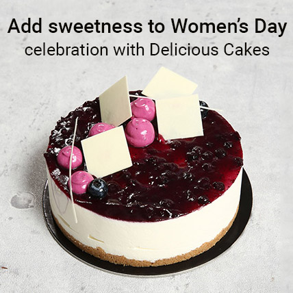 Cakes for Womens Day