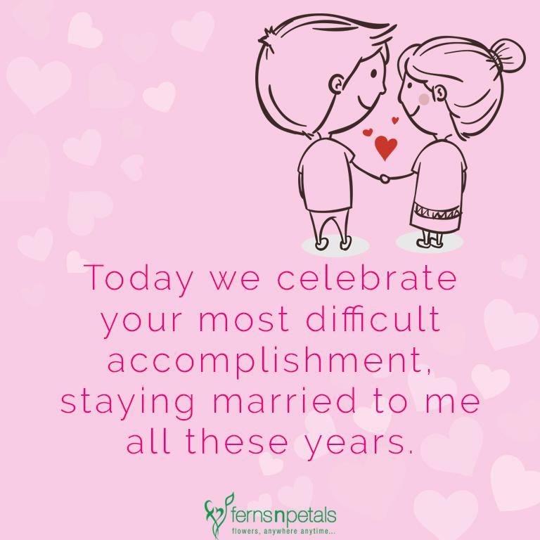 anniversary puns wishes 1