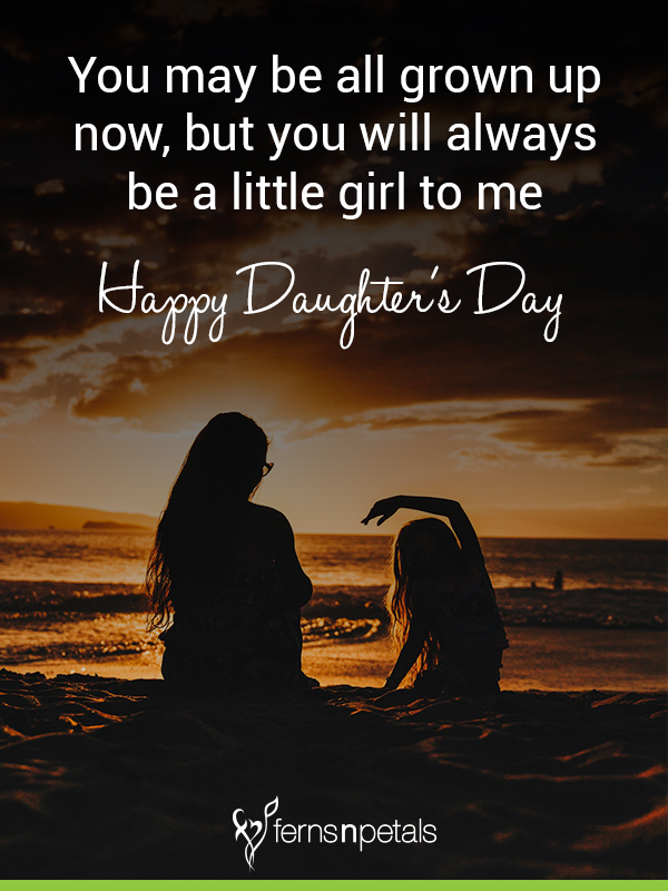 daughter day wishes for daughter