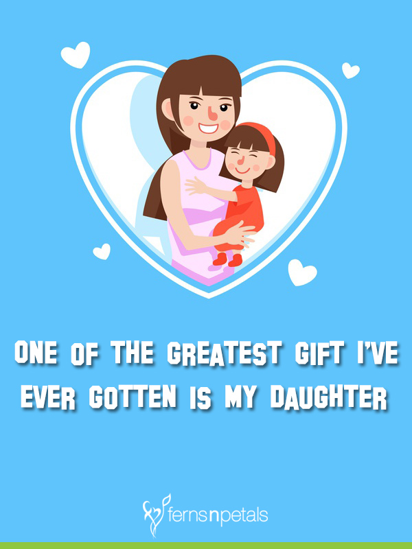 best wishes for daughter day