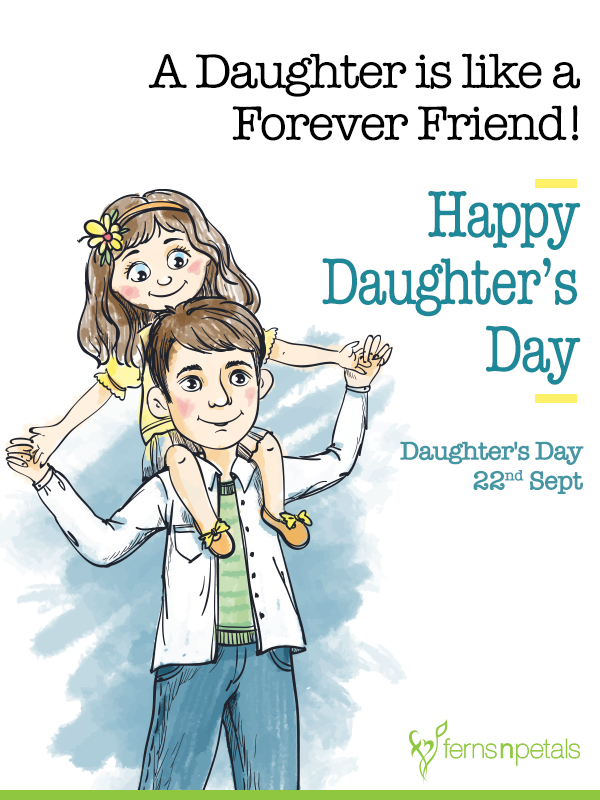 happy daughter day