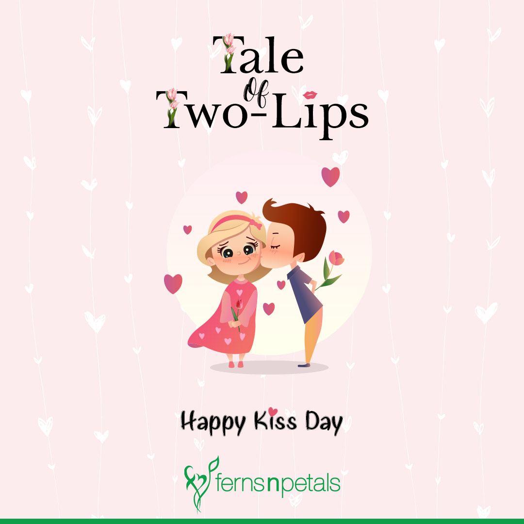 quotes of kiss day