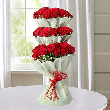 Multi Storied Roses