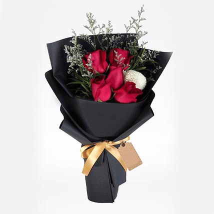 Elegant Flower Bouquet- Small