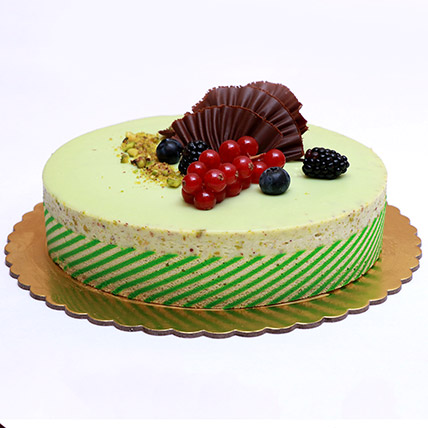 Luscious Kifaya Cake 4 Portion