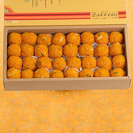 Motichoor Laddoos Box Half Kg