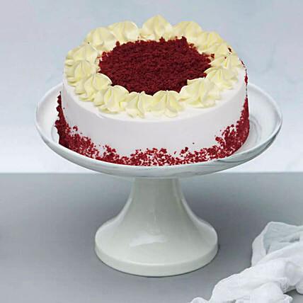 Red Velvet Cream Cake- Half Kg