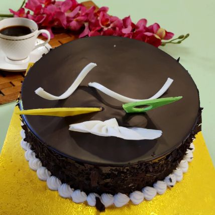 Tempting Chocolate Cake 1 Kg