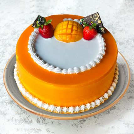 For The Love Of Mango Cake Half Kg