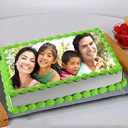 Special Photo Cake 1 Kg