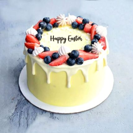 Easter Special Mix Berry Vanilla Cake 1 Kg