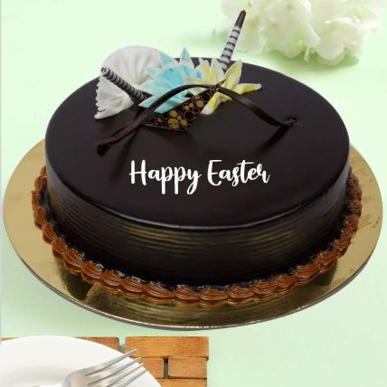 Happy Easter Chocolate Cake 1.5 Kg