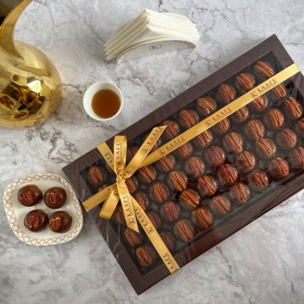 Box of Pecan Dates