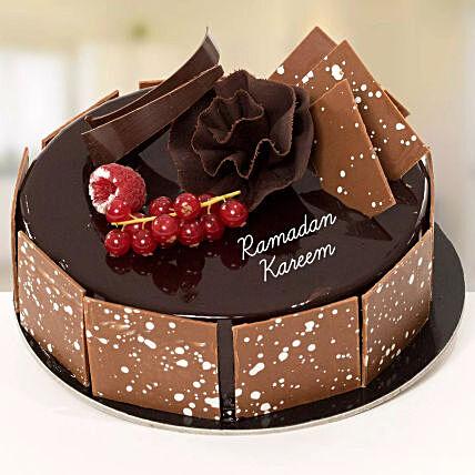 Fudge Cake For Ramadan 1 Kg