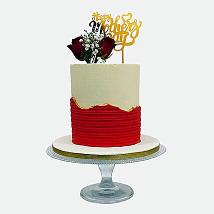 Mothers Day Designer Cake