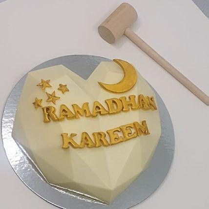 Ramadan Pinata Cake