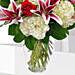 Blooming Flower Vase
