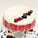Creamy Vanilla Cake 8 Portion